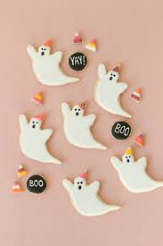 halloween sugar cookie party cookies the alison show