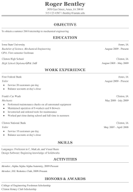 business resume for college students resume profile exles for college students high student
