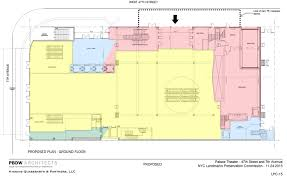 palace place floor plans palace theater to be lifted 29 feet for expanded facilities and