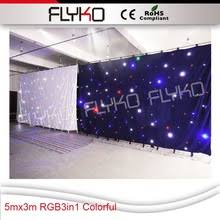 Curtain Dancing Online Get Cheap Led Soft Curtain Aliexpress Com Alibaba Group