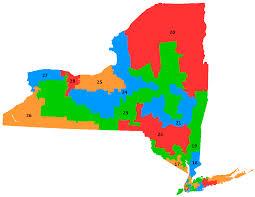 New York State Assembly District Map by Central Park Gardens Tenants U0027 Association November 2011