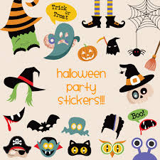 halloween makeup stickers halloween stickers u2013 festival collections
