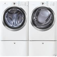 Front Load Washer With Pedestal Front Load Washer Washers Laundry Appliances Kitchen