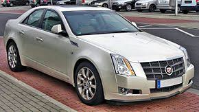 cadillac cts cadillac cts википедия