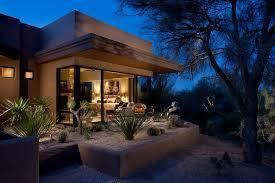 Southwestern Sconces Southwest Gardens Landscape Southwestern With Eave Freestanding