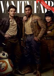 Vanity Fair Latest Issue Vanity Fair Reveals First Close Look At Star Wars The Last Jedi U0027s