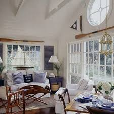 model ships and nautical decor for interior decorating