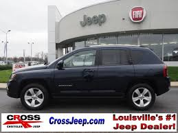 jeep crossover 2015 pre owned 2015 jeep compass latitude 4d sport utility in louisville