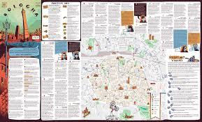 map of bologna use it bologna on behance