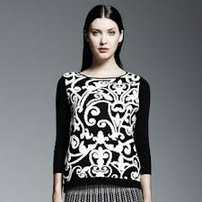 catherine malandrino sweater for designation for kohl s saved by