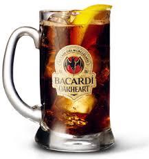 Southern Comfort And Coke Bacardí Oakheart Cocktails