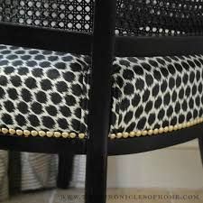 Refinishing Cane Back Chairs Cane Chair Makeover The Chronicles Of Home