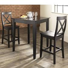 Dining Set 2 Chairs Pub Table And Chairs Set Modern Dining Room Design With 5