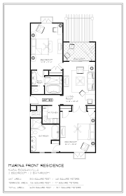 55 Harbour Square Floor Plans by Beachfront Premier Suite Bonaire Resorts Harbour Village Resorts