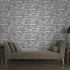 arthouse vip moroccan stone wall brick photographic wallpaper 623009