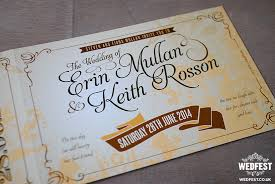 ticket wedding invitations vintage ticket wedding invites wedfest