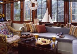 brilliant living room decorating ideas nautical theme elegant