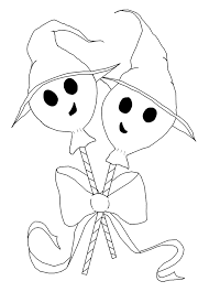 Halloween Coloring Pages Witch Free Halloween Coloring Pages Stuwahacreations