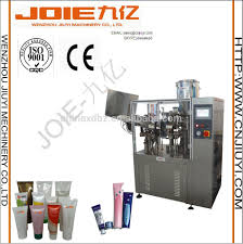 cosmetic plastic tube making machine cosmetic plastic tube making