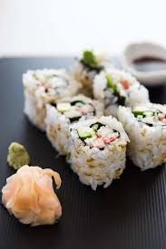 cuisine of california best california roll recipe by photos delicious