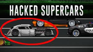 pixel car racer pixel car racer modded supercars gameplay youtube