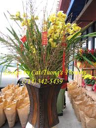 Vietnamese New Year Decorations by Vietnamese New Year Tet Cat Tuong Flowers U0026 Decorations