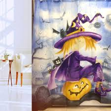 images of halloween shower curtains halloween shower curtains