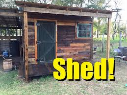 Cool Shed Ideas 100 Cool Ideas Pallet Sheds Youtube