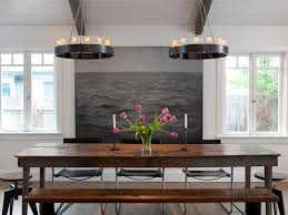 Rustic Modern Dining Room Tables Top Modern Rustic Dining Rooms Rustic Modern Dining Room With