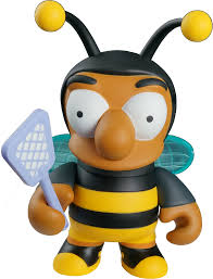 the simpsons bumblebee man 6