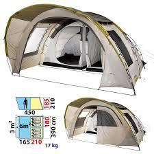 tente 6 places 2 chambres quechua t6 2 xl air de juillet 2014 vendue qui l eu cru