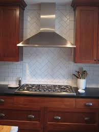 subway backsplash tiles kitchen herringbone pattern backsplash tile manificent interior