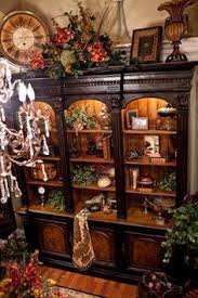 shelf styling use copper for fall decor pinterest above