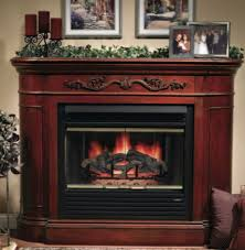 heatilator silhouette electric fireplace silh60e b ebay