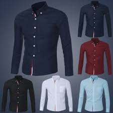 Men S Office Colors by Online Get Cheap Dress Shirts Colors Aliexpress Com Alibaba Group
