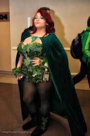 Green Ivy Halloween Costume Poison Ivy Easy