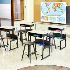 Student Desks For Classroom by Safco Active Alphabetter Student Desks And Stools