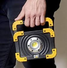 cat 324122 rechargeable led work light cat rechargeable led work light with lithium ion battery w charg ebay