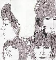the beatles revolver drawing by ilikecels1996 on deviantart