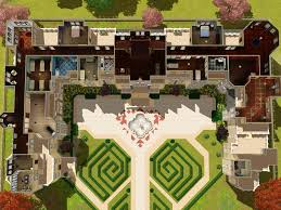 sims 3 castle floor plans homes zone