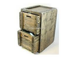 solid oak file cabinet 2 drawer file cabinet rustic solid wood office filing cabinet 2 drawer wooden