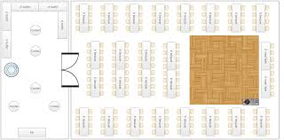 Wedding Floor Plan Software by Banquet Table Layout Room Layout Tips Banquet Table At