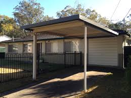 carport attached to house diy carport kits attached u0026 freestanding smartkits australia