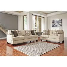 ashley furniture brielyn livingroom set in linen local furniture