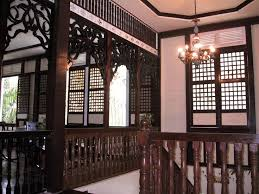 Best Ancestral Home Images On Pinterest Philippines House - Old houses interior design