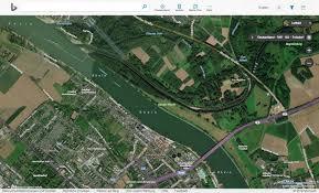 Birds Eye View Maps Bing Maps Das Alles Kann Microsofts Google Maps Alternative