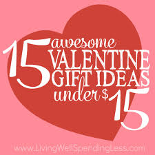 15 awesome valentine gift ideas under 15 living well spending less
