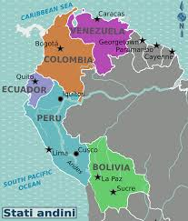 Map If South America File Map Of South America Stati Andini Png Wikimedia Commons