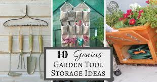 hanging garden tool organizer pretty handy