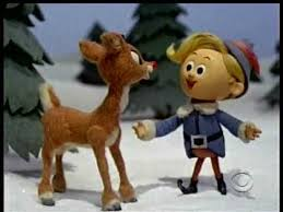 rudolph the nosed reindeer characters rudolph we re a of misfits